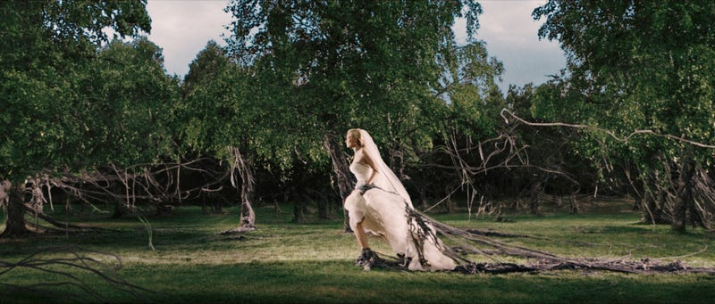 Planetary Collisions and Other Disasters: Lars von Trier's Crackpocalyptic Melancholia