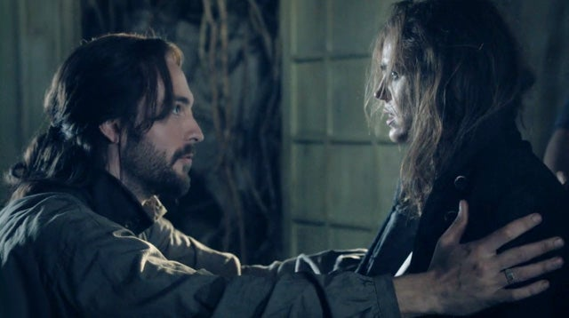 Sleepy Hollow's haunted-house episode traps us in a maze of plot twists