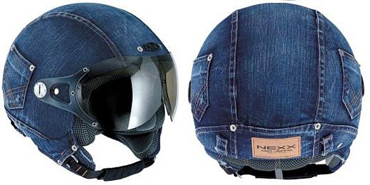 Nexx X60 Helmet Lets You Wear Your Jeans On Your Head