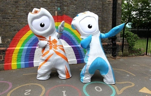 How Designers Came Up With Those Crazy London Olympics Mascots