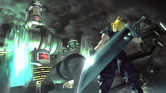Looks Like The Final Fantasy VII Re-Release Is Out Today In Europe [UPDATE: And The U.S. Too]