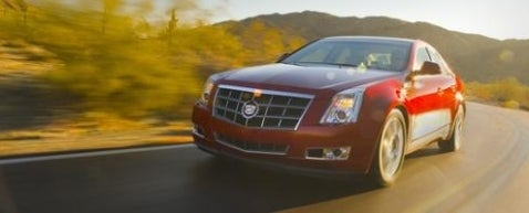 Cadillac to Get Smaller, Rear-Drive Sedan, Confound BMW