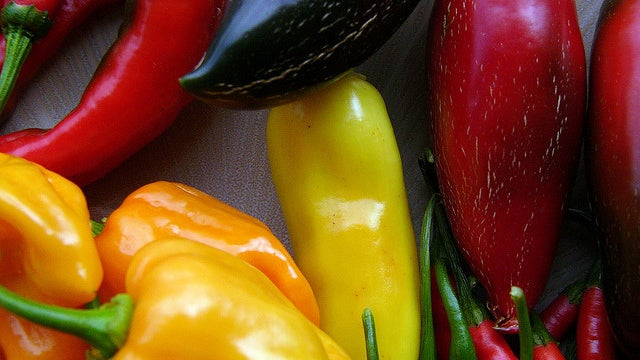 Relieve Headaches with Hot Peppers
