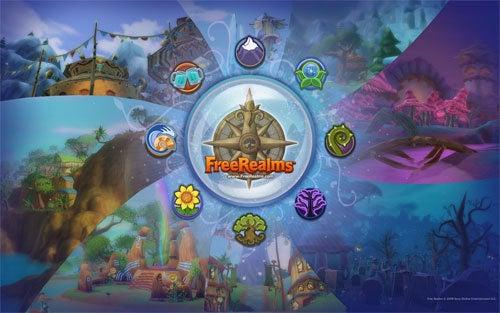 Free Realms Celebrates 8 Million Players
