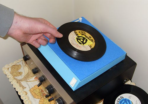 RFID Record Player