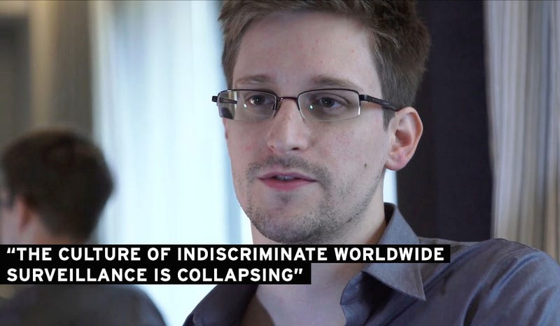 Edward Snowden Writes Open Letter to Brazil Seeking Asylum