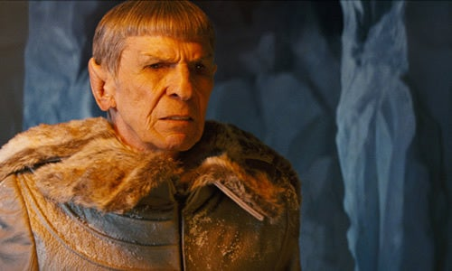 Will Old Spock Reappear In The Next Trek Movie?