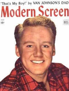 Golden-Era Movie Heartthrob Van Johnson Dead at 92