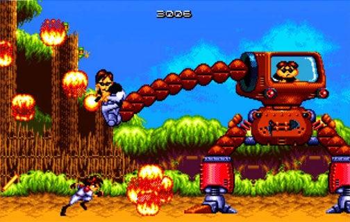Sega Vintage Collection 2 Games Hit Xbox Live Arcade