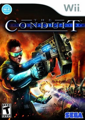 High Voltage: The Conduit Different From Other Core Sega Wii Titles