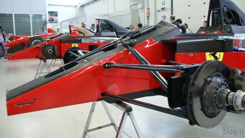 Ferrari F1 Corse Clienti gallery