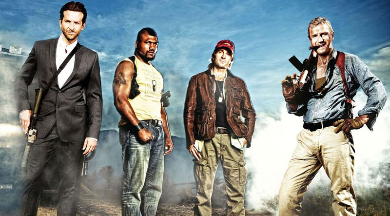 The A-Team Movie Review: I Love It When A Plan Comes Together