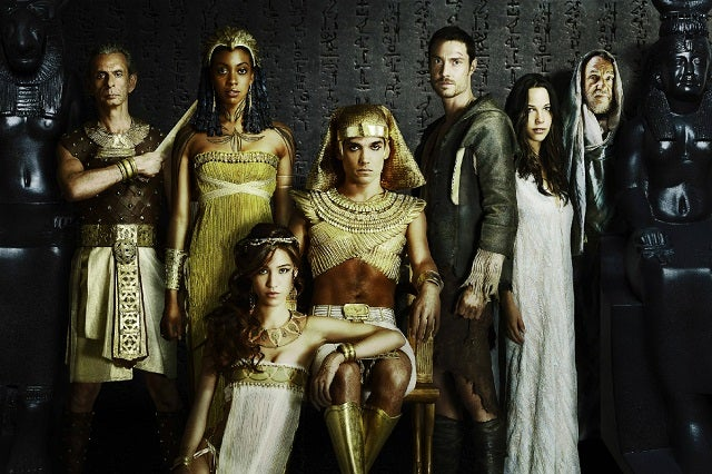 Fox Cancels Ancient Egyptian Fantasy Show Hieroglyph Before It Airs