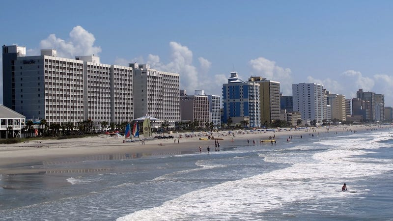 Three Dead and One Injured in Myrtle Beach, South Carolina Shooting