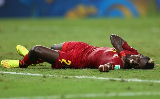 Who Are The Biggest Floppers In The World Cup?