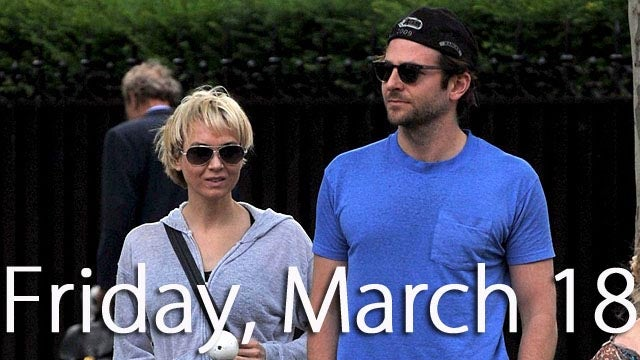 Renee Zellweger and Bradley Cooper Split Up