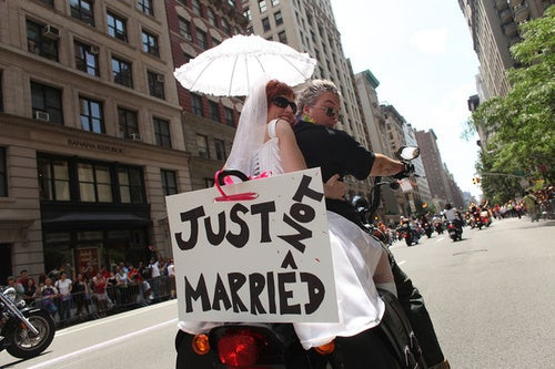 Why CA's Gays Shouldn't Renew Imprudent Marriage Fight
