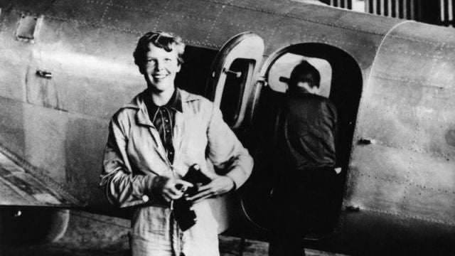 Amelia Earhart's old letters hold clue to her disappearance
