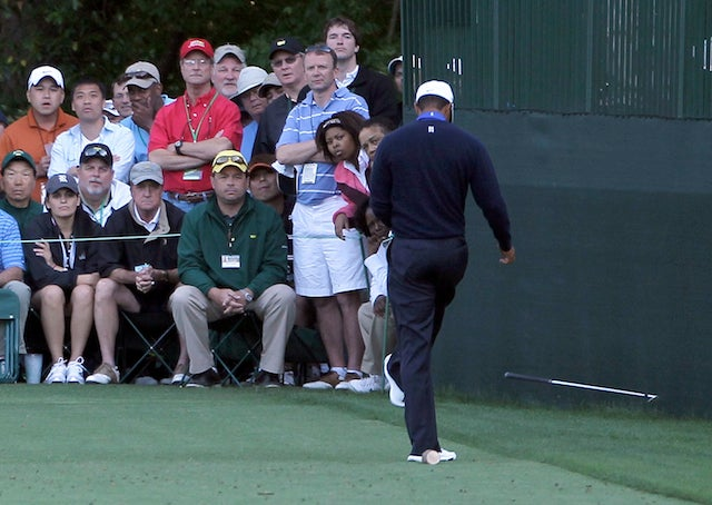 Tiger Woods: The Inexplicable Underdog