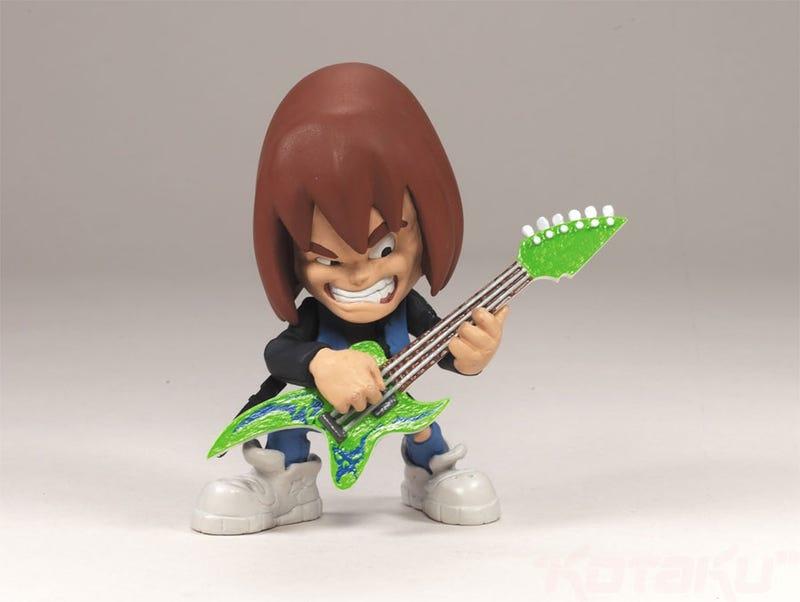 Yes, MORE Guitar Hero Figures