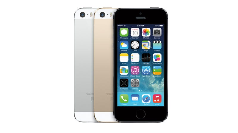 You Can Order the iPhone 5S Right Now