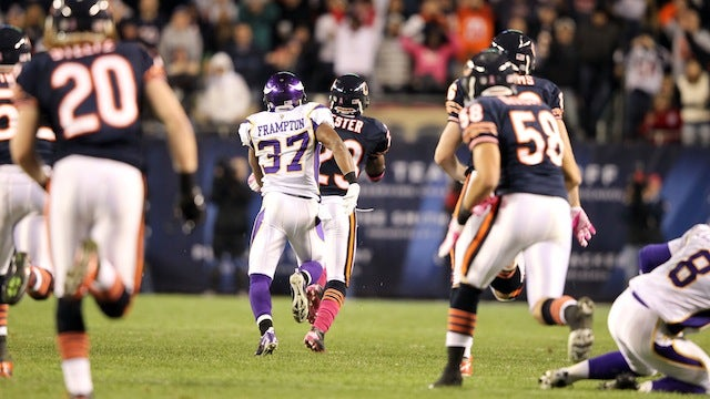 Why You Have To Kick To Devin Hester