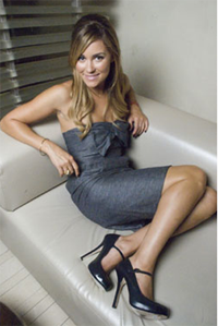 MTV Invests In Clothing Line Of Indentured Famous Person Lauren Conrad