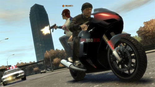 GTA IV Claims Top Spot On Xbox Live