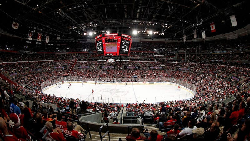The Florida Panthers Want Broward County To Buy Them A New Scoreboard