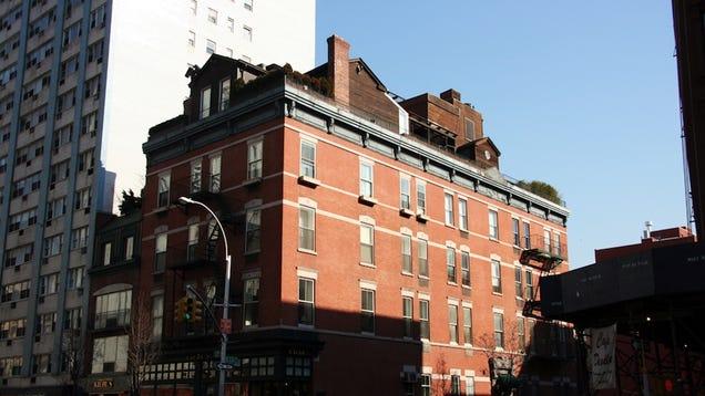 Casas fascinantes e ilegales construidas en azoteas - Casas en nueva york ...