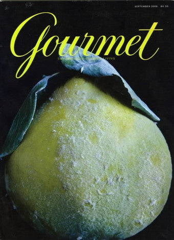 Gourmet Is Slowly Creeping Back Into Print
