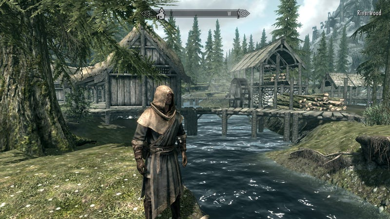 See The Differences Between Skyrim's Four PC Graphics Settings