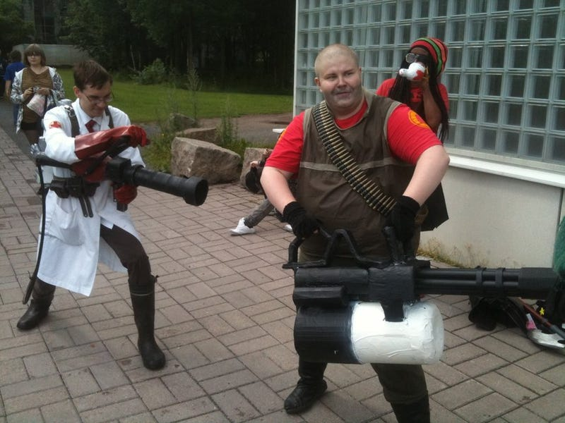 This Cosplay Is a Flawless Victory