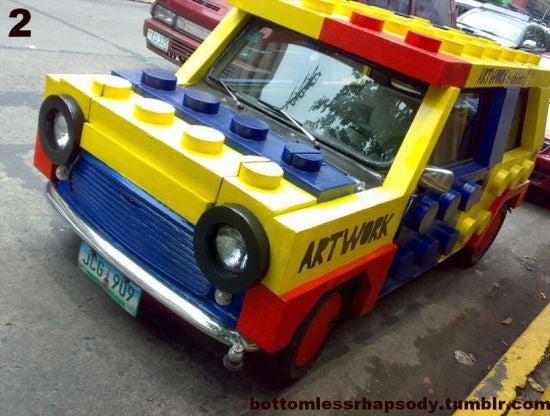 Lego Car!