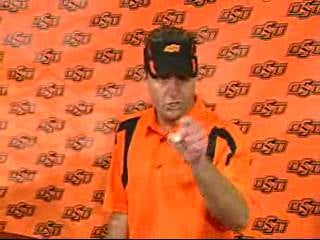 Remember To Dress Properly When Doing Construction At Mike Gundy's House