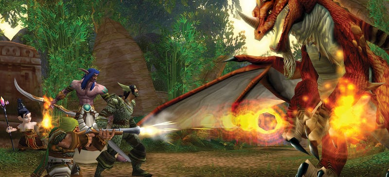 Blizzard Shuts Down Fans Running Old Vanilla WoW Server