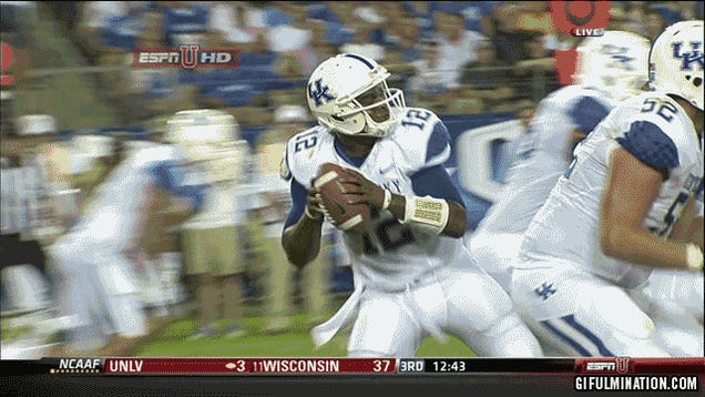 College ShameDay: Who Embarrassed Themselves On Saturday (Besides Kentucky's Joker Phillips, RIP)?