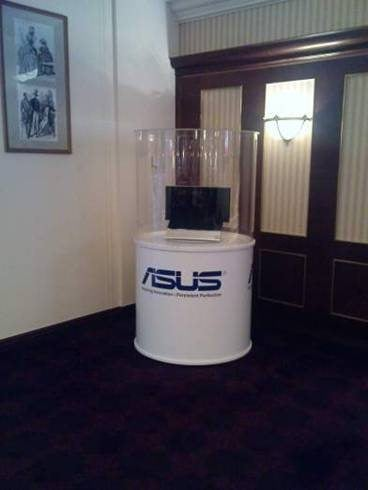 Asus NX90 Stolen Before Its Launch Event in Romania