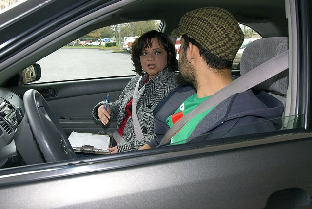 The Top Ten Driving Test Horror Stories Ever