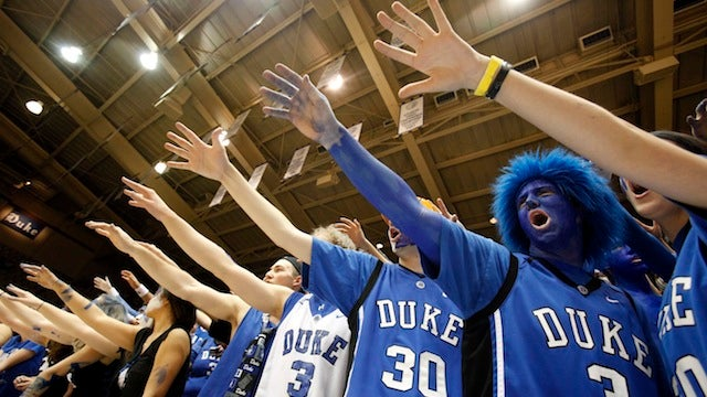 Duke Fraternity Demonstrates Proper Way to Apologize For Being Racist