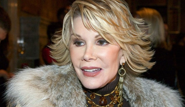 Joan Rivers Not Sorry For Joke About Cleveland Kidnapping Victims
