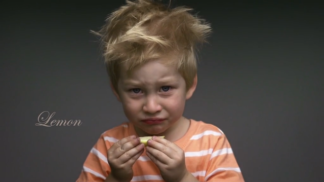 Kids Trying Food for the First Time Is the Most Adorable Thing