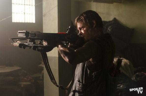 "The Walking Dead - ""Sick"" Photos"