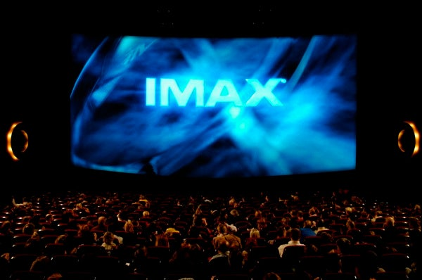 IMAX Theaters to Ditch Film, Use Digital DLP Projectors
