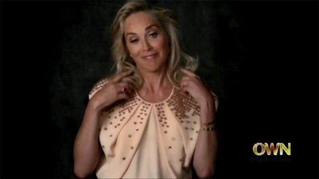 Goddamn I love Sharon Stone