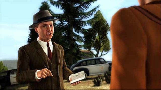 How L.A. Noire Conquered The Uncanny Valley With A Tech Called MotionScan