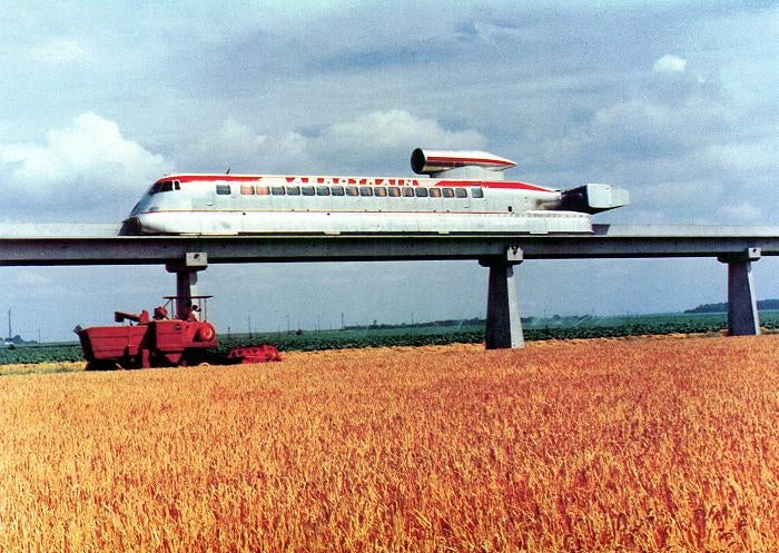 The Ten Most Ambitious Failed Utopian Mass Transit Systems