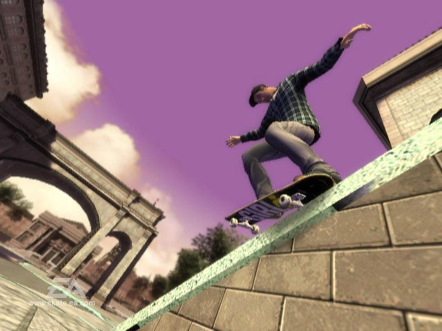 New Skate It Wii Screens