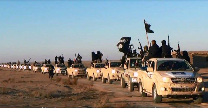 """World's Richest Terrorist Group"" Continues Advance Through Iraq"