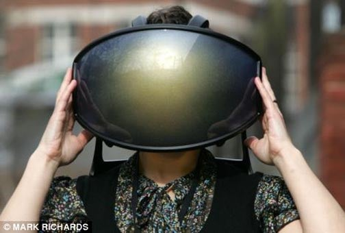 The Virtual Cocoon Headset Promises to Feel as Real as Real Life